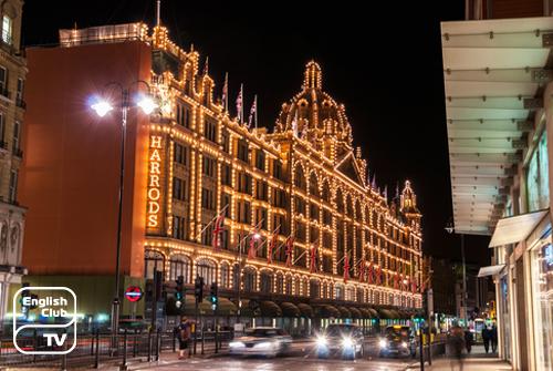 торговые центры лондона