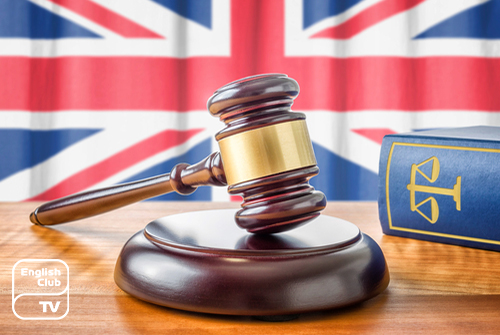 Legal system in London