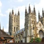 Кентерберийский собор — Великолепие графства Кент