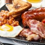 Знаменитый завтрак англичан