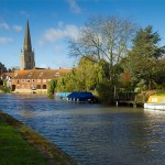 The Oldest Town in England – Abingdon