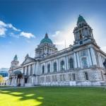 Белфаст — столица Северной Ирландии