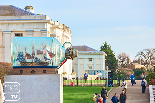 Национальный музей в Лондоне