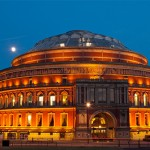 Concert Halls in England