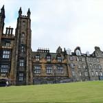 Эдинбургский университет — настоящий дворец знаний