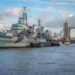 The Prestigious UK navy
