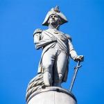 Адмирал Нельсон — символ Англии времен войны