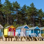 Holkham Bay is One of the finest beaches in Britain