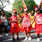 The Lively Notting Hill Carnival