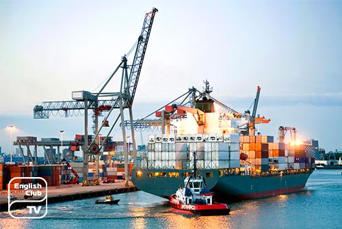 Экспорт Великобритании