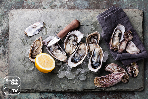 Whitstable oyster