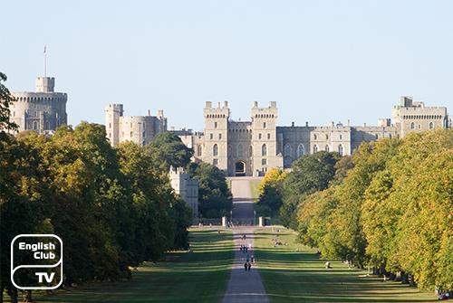 Windsor Castle history