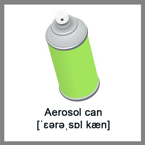 Aerosol-can