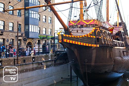 Английские пираты