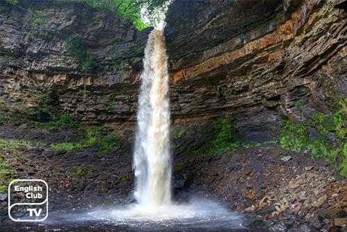 UK Waterfalls