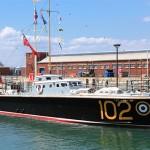 Портсмут — островной город Британии