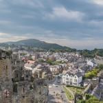 Городок Конуи — уэльская крепость