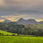 Наивысшая точка Уэльса — гора Сноудон