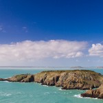 The Beautiful Herm Island in the Channel Islands
