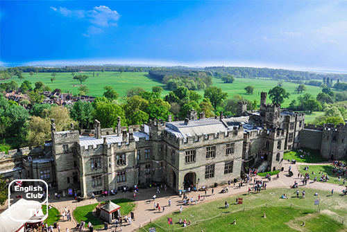 Warwick Castle history