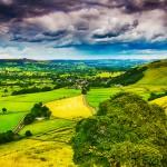 Графство Дербишир — богатство природы