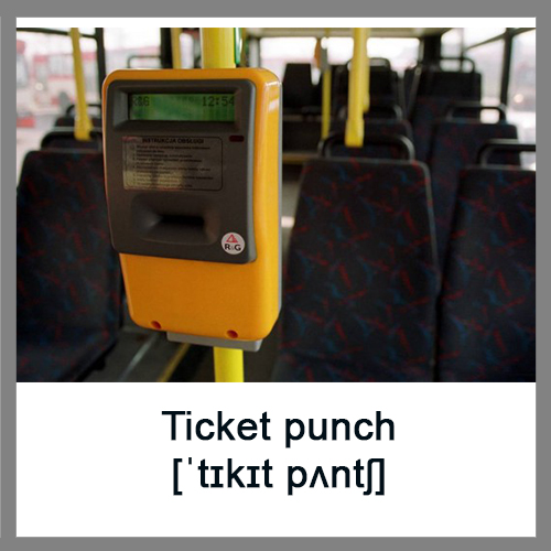 Ticket-punch
