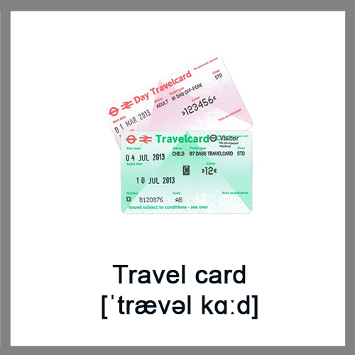 Travel-card