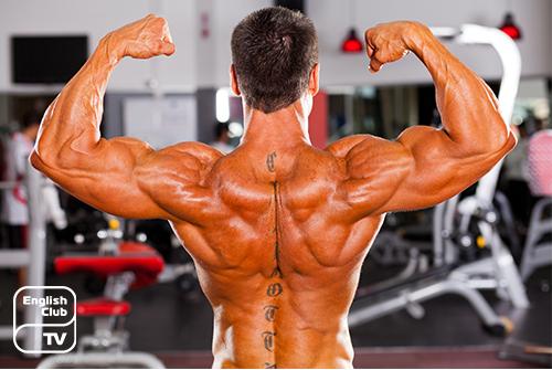 UK bodybuilders
