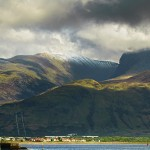 The natural beauty of Ben Nevis Mountain