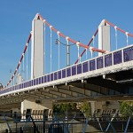 Chelsea Bridge- tracing its Back Ground and history