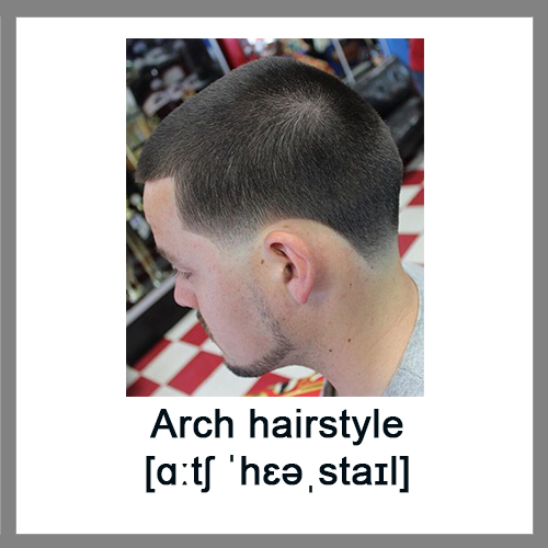 Arch-hairstyle