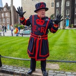 The Yeoman Warders of the Tower of London