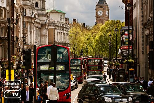 major cities in England