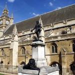 Оливер Кромвель — одна из ключевых фигур Революции