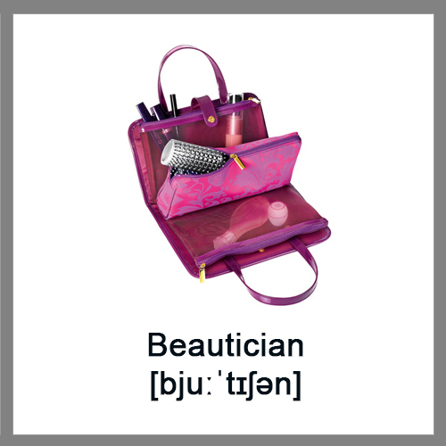 Beautician