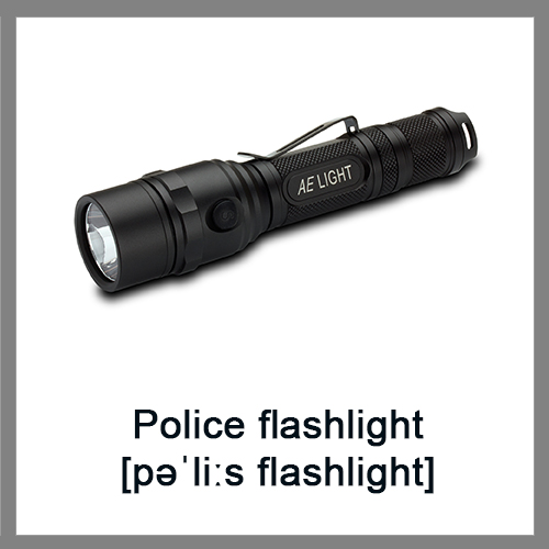 Police-flashlight