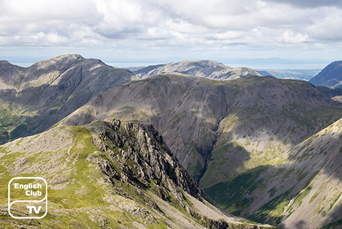 Scafell pike routes