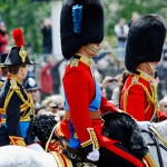 The Parade of Trooping the Colour 2015