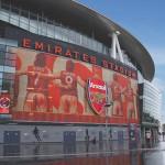 Стадион Эмирейтс — дом для легендарной команды «Арсенал»