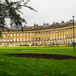 The construction of Bath's Royal Crescent