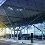 Airport Stansted in London