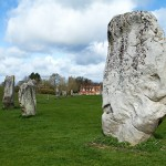 The Avebury Stone Circle and Henge
