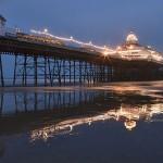Истборн — популярный английский морской курорт
