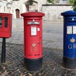 Почта Великобритании