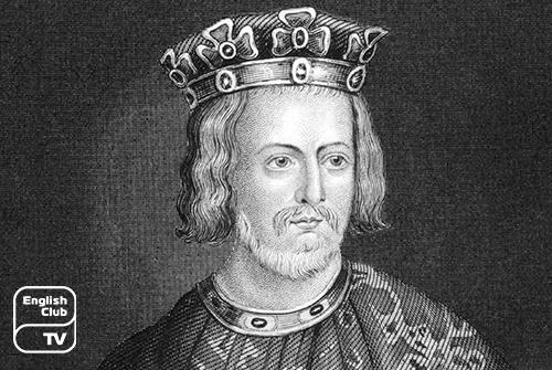 король Англии Иоанн Безземельный