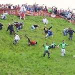 Cheese rolling festival an Adventure in its extreme