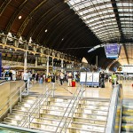 Paddington train station- Where history meets with the present