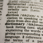 How to use English dictionaries and why you need them