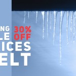 Prices melt: the spring sale from ECTV Channel