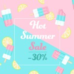 Hot Summer Sale: 30 % off all subscriptions for the whole summer
